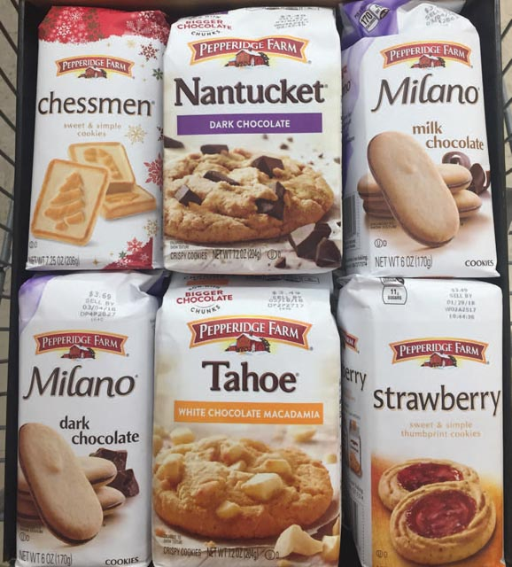 Pepperidge Farm Gift Box | Gift Boxes