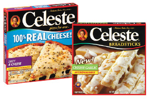Celeste Pizza or Breadsticks For One