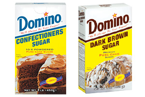 Domino 10x, Light or Dark Brown Sugar