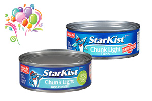 Starkist Chunk Light Tuna