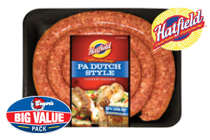 Hatfield PA Dutch Sausage