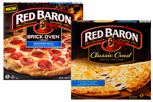 Red Baron Classic, Brick Oven or Thin Crust Pizzas