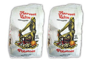 Harvest Value White Potatoes