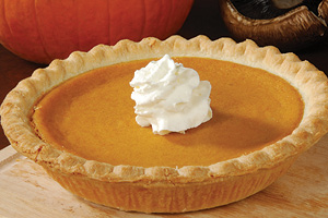 Table Talk Pumpkin Pies