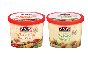 Reser's Original or Amish Potato or Macaroni Salads