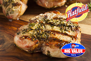 Hatfield Center Cut Boneless Pork Chops