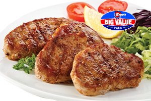 Center Cut Boneless Pork Chops