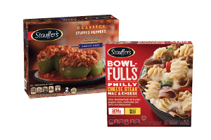 Stouffer's Classic Large Size Dinners or Bowl-Fulls
