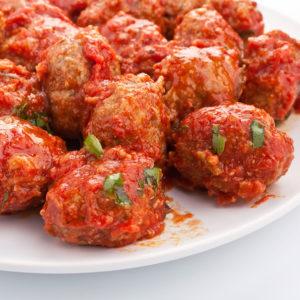Botto's Italian Meatballs