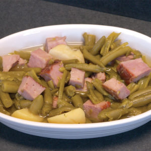 Ham and Green Beans