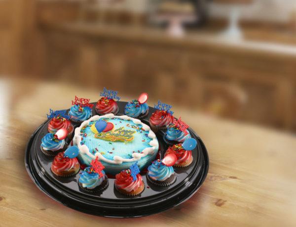 Mrs. B's Party Cake Tray